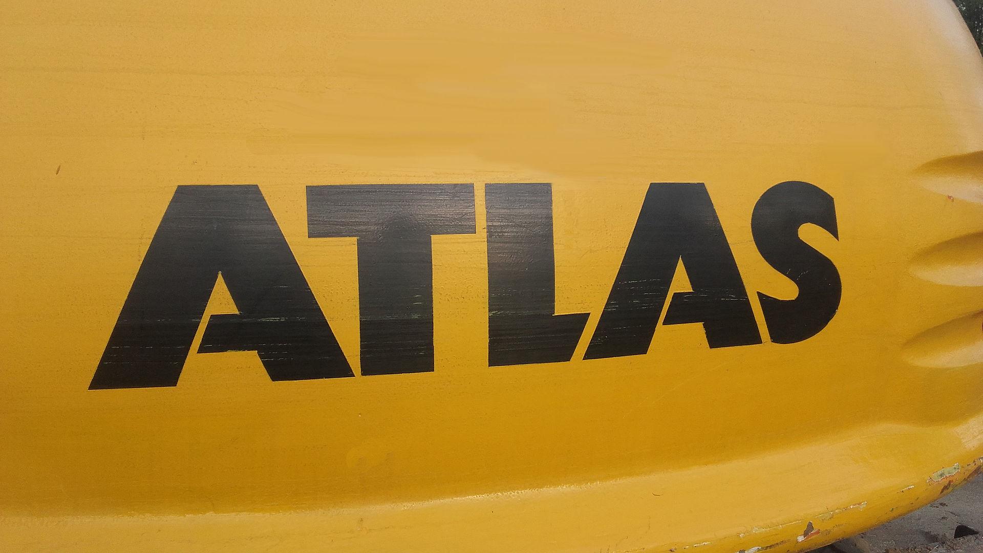 logo firmy Atlas